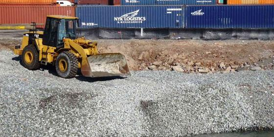Container Wharf Expansion