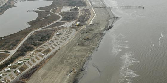 Projects Grand Isle East